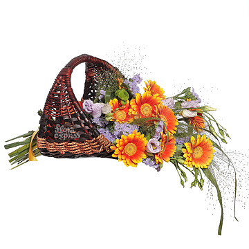 Букет Корзина «От всей души»
