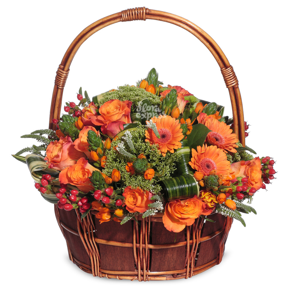 Букет «Flora Express», Радость