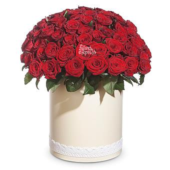 Букет Фаворит: Розы