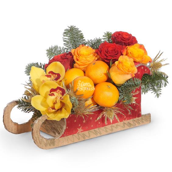 Композиция «Новогодний аромат»