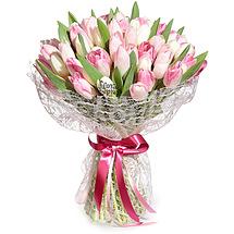 Вау, мои любимые тюльпаны!