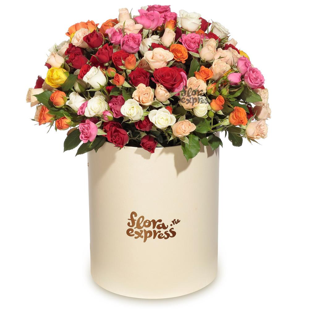Букет «Flora Express», Счастье