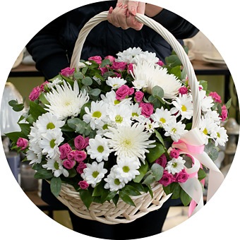 Букет Цветущий Луг